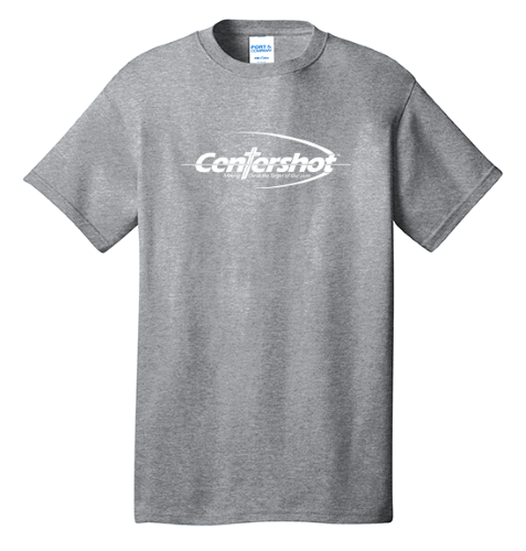 Port Company Core Cotton Tee Athletic Heather Color