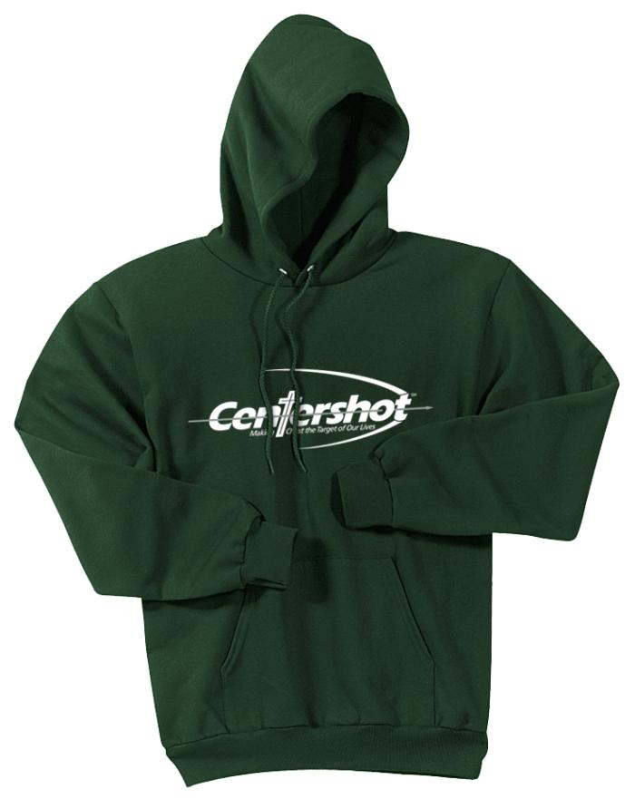 Hoodies Youth Adult Dark Green Color
