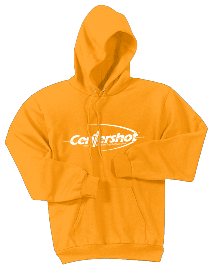 Hoodies Youth Adult Gold Color