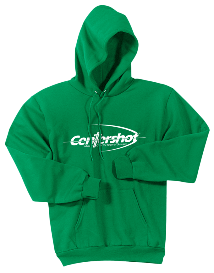 Hoodies Youth Adult Kelly Green Color