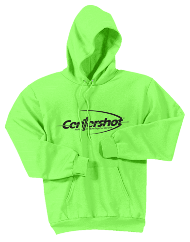 Hoodies Youth Adult Neon Green Color