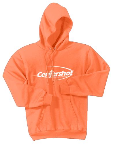 Hoodies Youth Adult Neon Orange Color