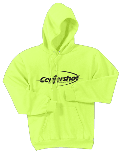 Hoodies Youth Adult Neon Yellow Color