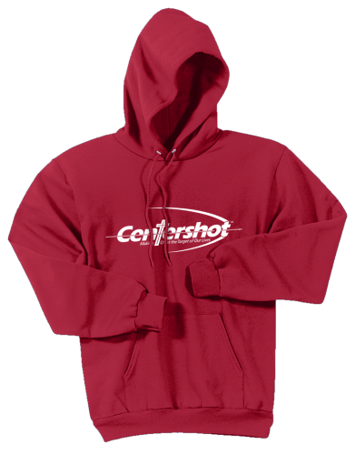 Hoodies Youth/Adult Red Color