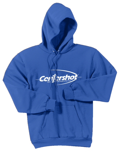 Hoodies Youth Adult Royal Color