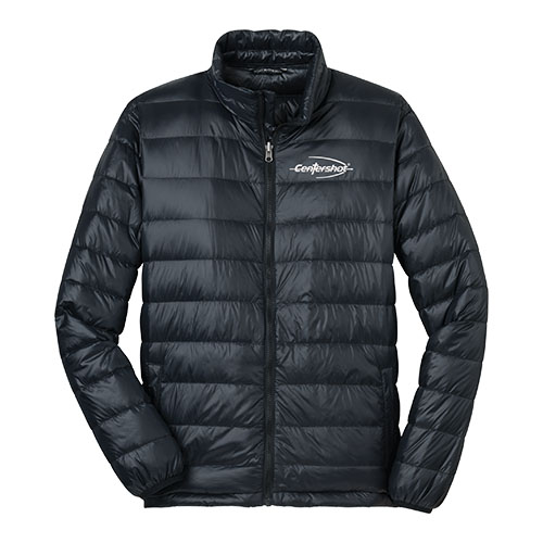 Port Authority Down Jacket Black