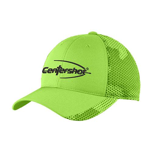 Sport Tek CamoHex Cap