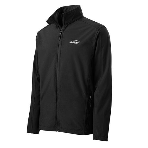 Port Authority Core Soft Shell Jacket Black